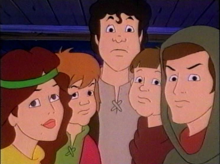 Små lekar | Robin Hood